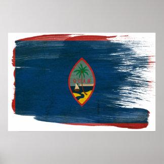 Posters de la bandera de Guam