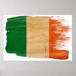 Posters de la bandera de Irlanda