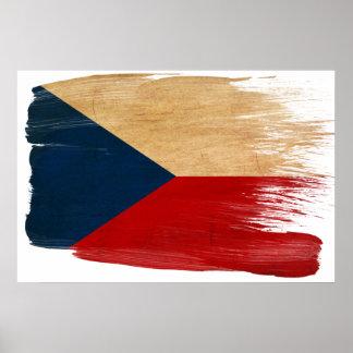 Posters de la bandera de la República Checa