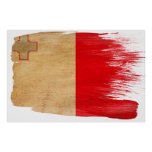Posters de la bandera de Malta