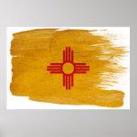 Posters de la bandera de New México