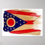 Posters de la bandera de Ohio