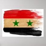 Posters de la bandera de Siria