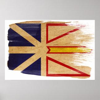 Posters de la bandera de Terranova