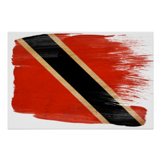 Posters de la bandera de Trinidad and Tobago