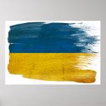 Posters de la bandera de Ucrania