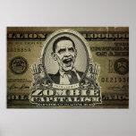 Posters de la edición de Obama del capitalismo del