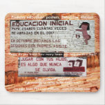 Posters de la educación primaria (mural) Batopilas Alfombrillas De Ratón