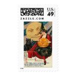 Posters de la obra clásica de las tarjetas de feli sellos