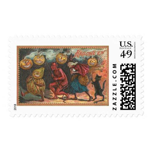 Posters de la obra clásica de las tarjetas de feli envio