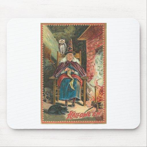 Posters de la obra clásica de las tarjetas de feli alfombrilla de ratones