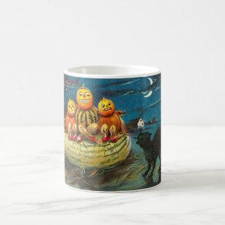 Posters de la obra clásica de las tarjetas de feli taza
