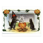Posters de la obra clásica de las tarjetas de postales