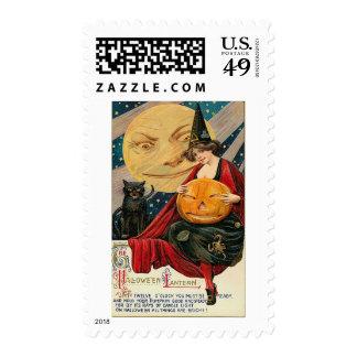 Posters de la obra clásica de las tarjetas de franqueo