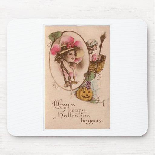 Posters de la obra clásica de las tarjetas de tapete de raton