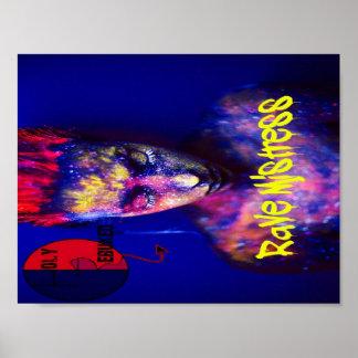 Posters de la señora del delirio 2015) ( póster