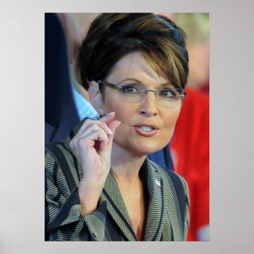 Posters de Sarah Palin Póster