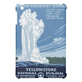 Posters de WPA - caso de Yellowstone IPad