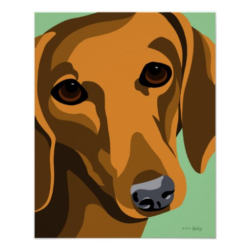 Posters del Dachshund