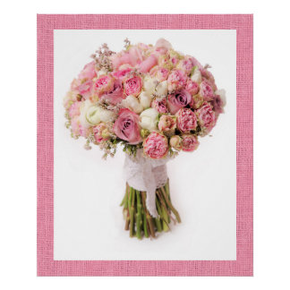 Posters exquisitos de las flores