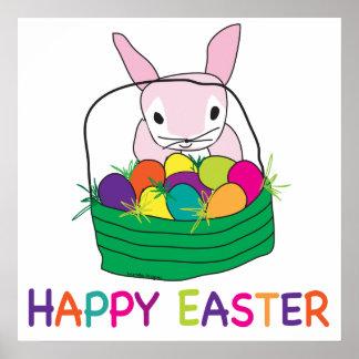 Posters felices de Pascua