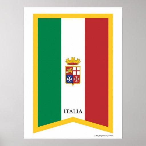 Posters grandes de Italia Póster