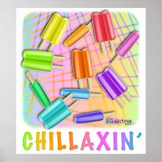 Posters, impresiones - Popsicles del arte pop de C