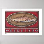 Posters, impresiones y marcos de los salmones
