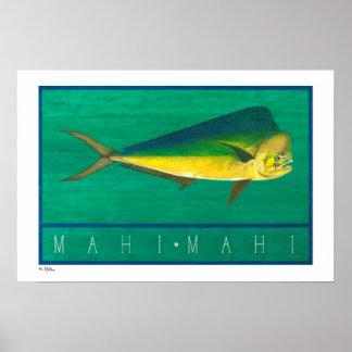 Posters, impresiones y marcos de Mahi-Mahi