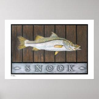 Posters, impresiones y marcos de Snook
