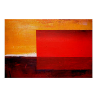 Posters modernos del arte abstracto - impresión de