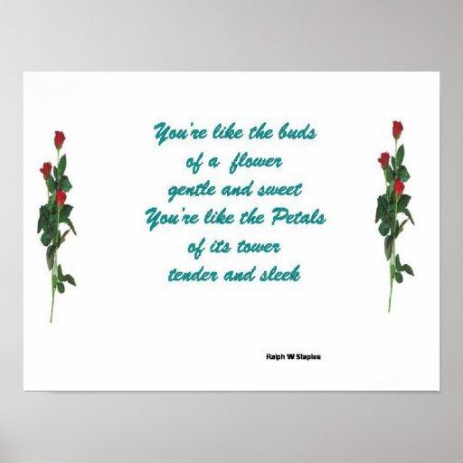 posters románticos