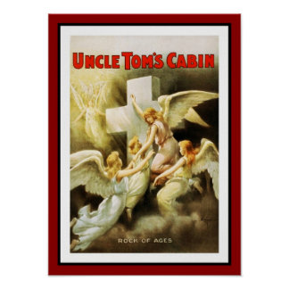 """Posters Theater Vintage """"Uncle Tom's Cabin"""""""