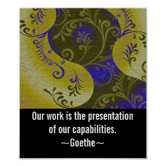 Posters Trabajo-De motivación del arte de la ofici