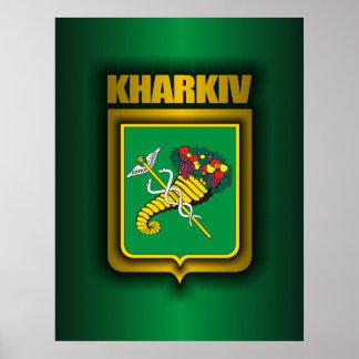 """Posters y impresiones de acero de """"Járkov"""""""