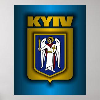 """Posters y impresiones de acero de """"Kiev"""""""