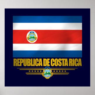 """""""Posters y impresiones del orgullo de Costa Rica"""""""