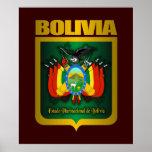 """""""Posters y impresiones del oro de Bolivia"""""""