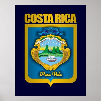 """""""Posters y impresiones del oro de Costa Rica"""""""