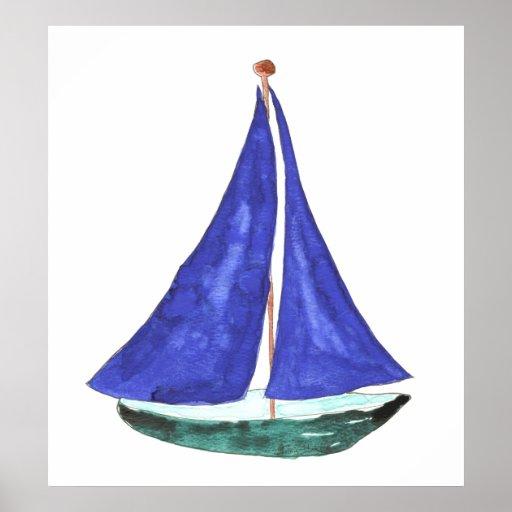 Posters y impresiones del velero