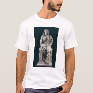 Posthumous statue of Livia  from Velleia T-Shirt