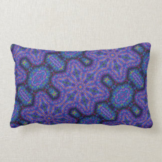 Posthumously Padded Purple Pillow