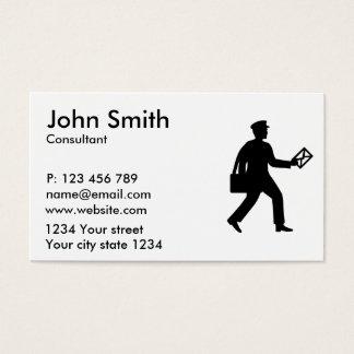 Postman Business Card