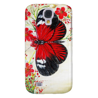 Postman Butterfly Galaxy S4 Cover