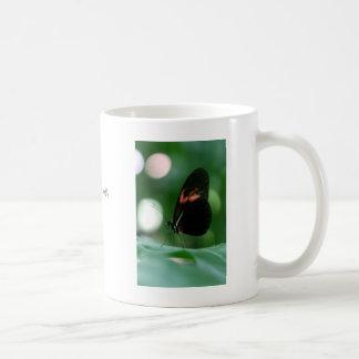 Postman Butterfly II Coffee Mugs