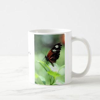 Postman Butterfly III Mugs
