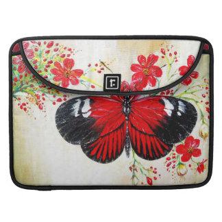 Postman Butterfly MacBook Pro Sleeve
