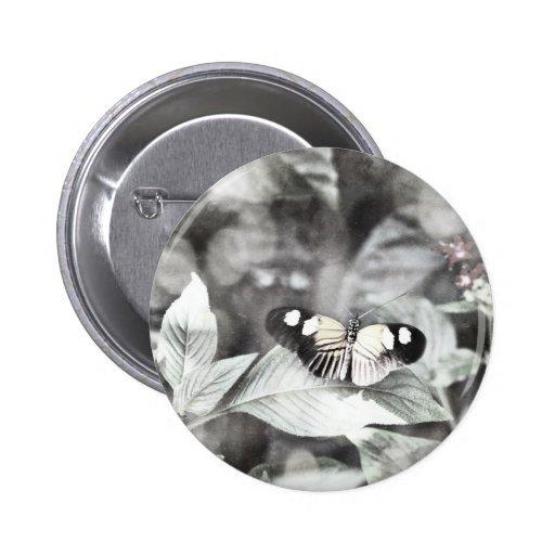 Postman Butterfly Pinback Buttons