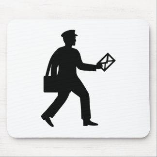 Postman Mouse Pad