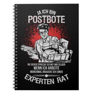 Postman Notebook